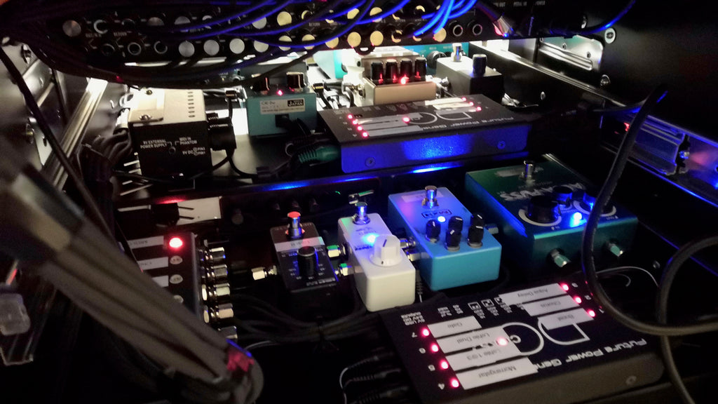 The Guitar Rig of Your Dreams – Custom Racks