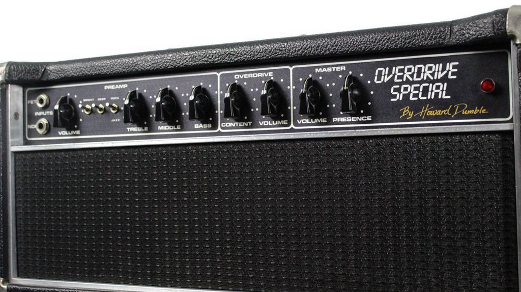 A mythical fame of a Dumble Amplifier