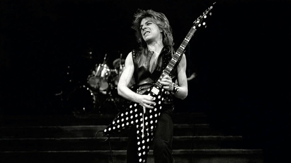 Randy Rhoads - his life, music and equipment