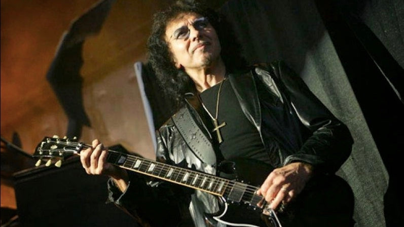 The chosen one - Tony Iommi