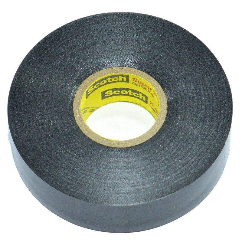 3M/Scotch Super 33+ Electrical Tape (black)
