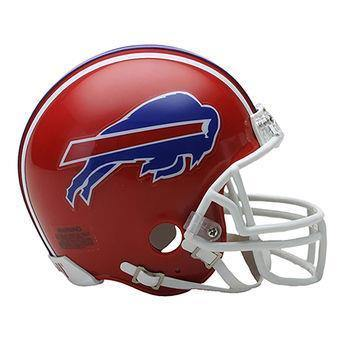 Casque réplique  mini  Buffalo Bills. - jacquesmoreausports