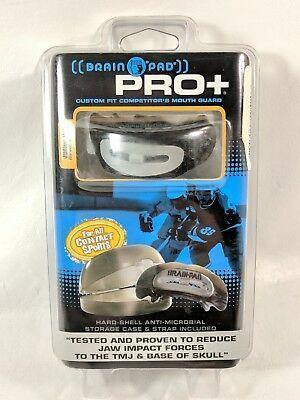Brain Pad Mouth Guard- Prot- Buccale Pro +.youth. - jacquesmoreausports