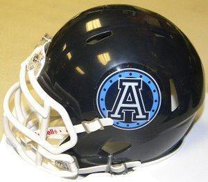 Mini casque de football Toronto Argonauts