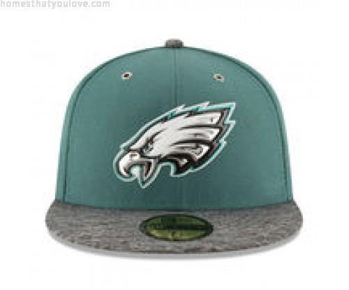 New Era, Casquette NFL TD 59Fifty Philadelphia Eagles. - jacquesmoreausports