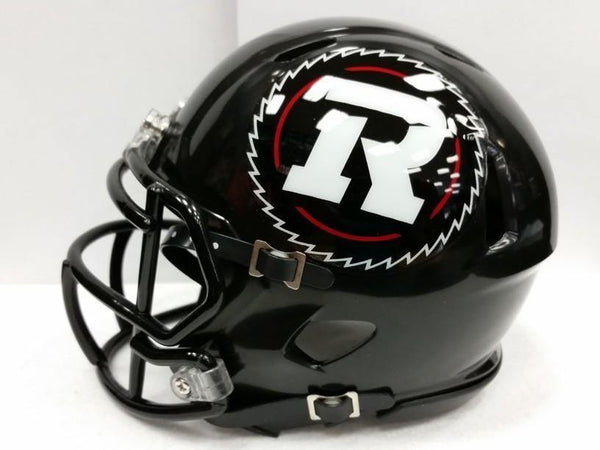 Mini casque de football Ottawa Red Blacks