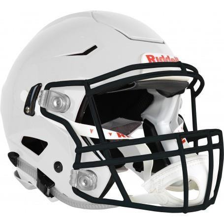 Riddell Speed Flex Grille et Ment. Incluse/Facemask and Chin Guard Included. - jacquesmoreausports