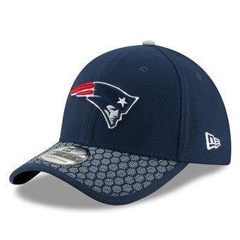 New Era 39 Thirty, Flex Fit New England Patriots. - jacquesmoreausports