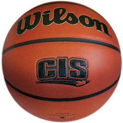 Wilson Ballon de Basketball CIS Game Ball WTB0510. - jacquesmoreausports