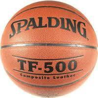 Spalding TF500 composite.