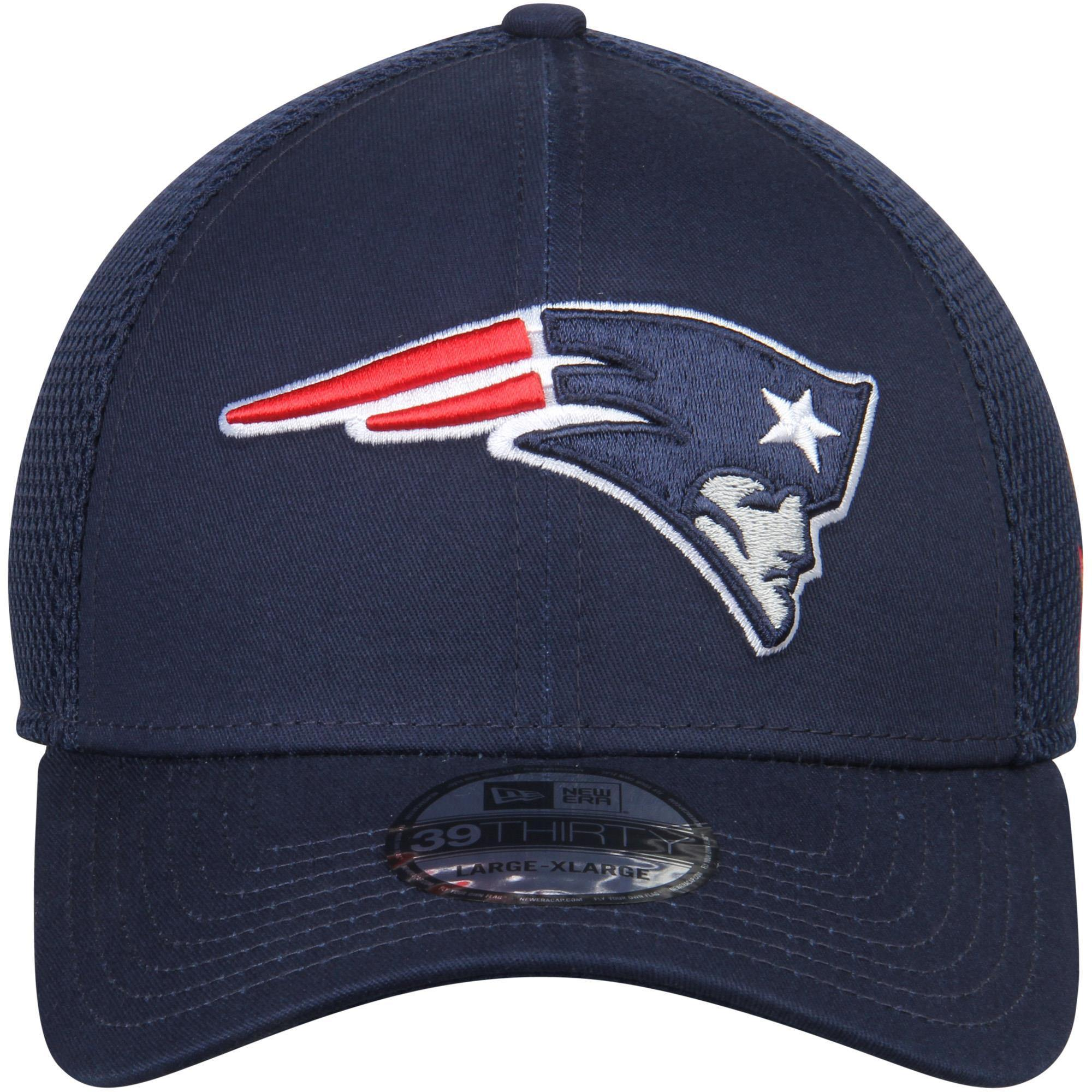New Era 39thirty flexfit New England Pariots. - jacquesmoreausports