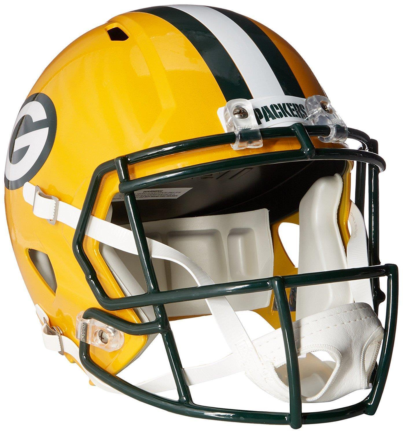 NFL casque réplique, Greenbay Packers. - jacquesmoreausports