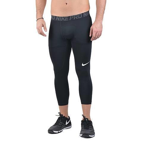 Nike Tight compresssion 3/4. - jacquesmoreausports