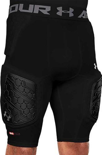 Under Armour gaine 5 protections pro.