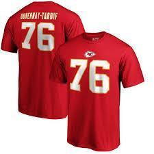 Fanatics Tee Shirt NFL, KC, Laurent Duvernay-Tardif.