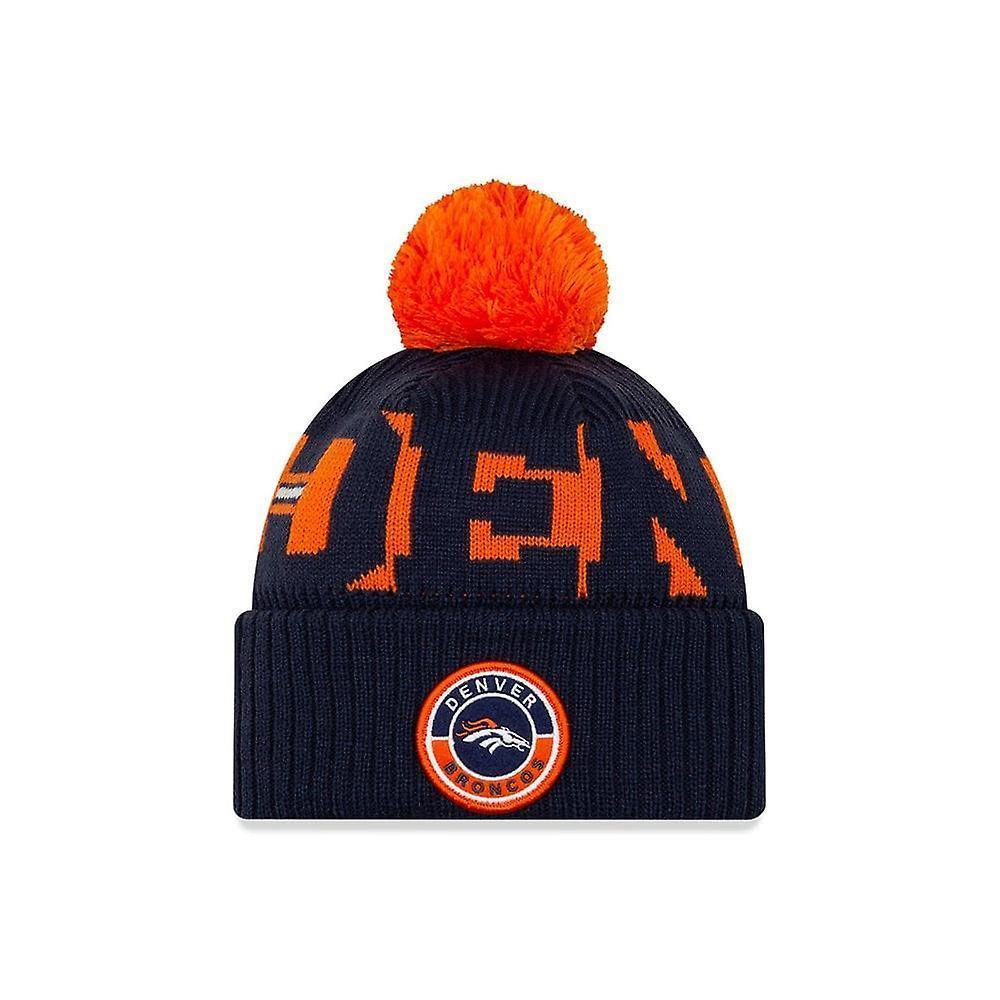 New Era - NFL knit / tuque Broncos.