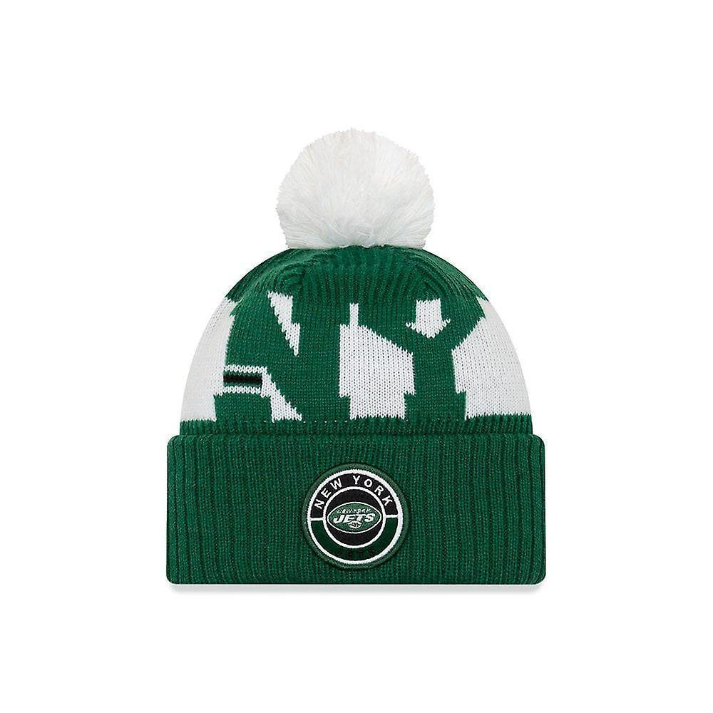 New Era - NFL knit / tuque Jets.