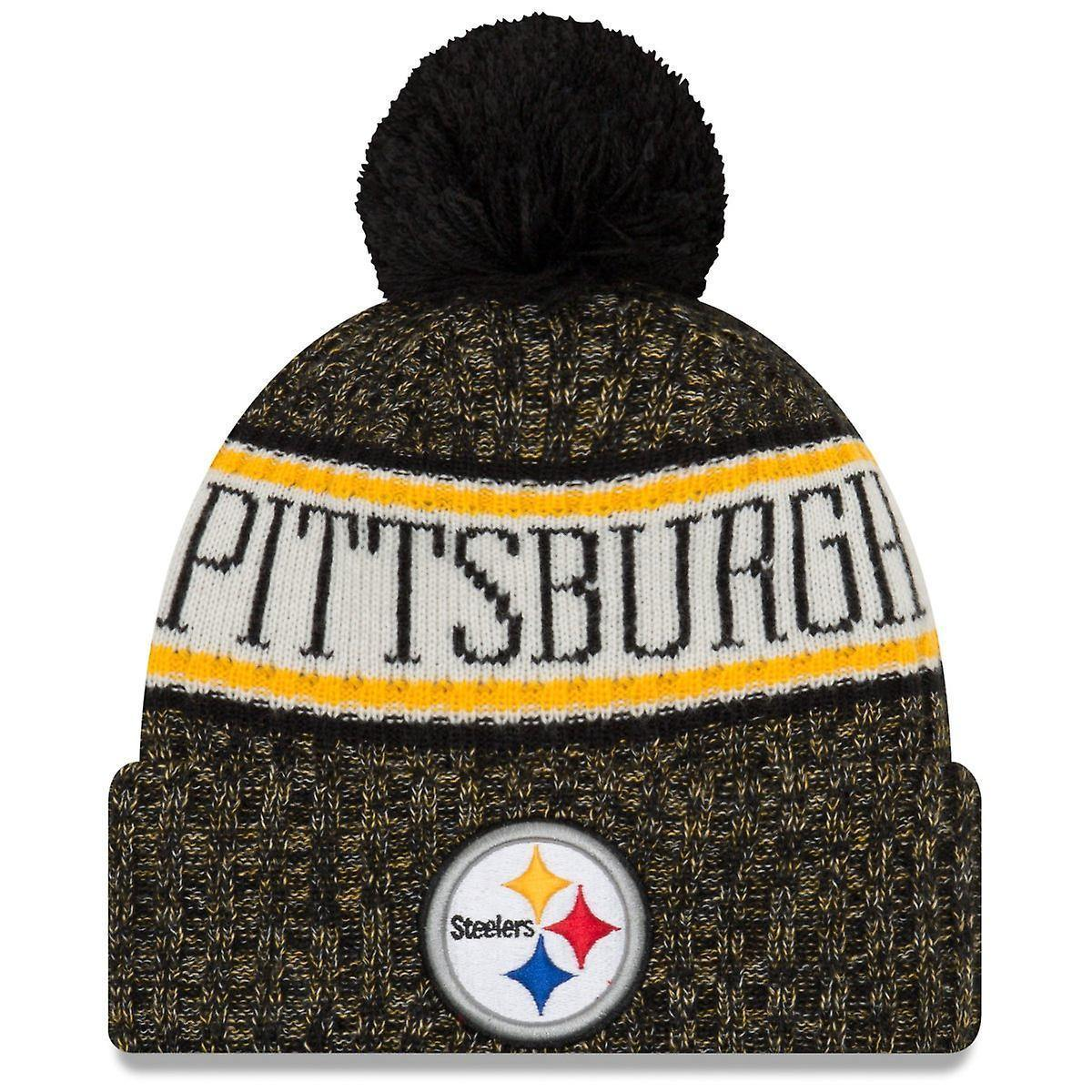 New Era - NFL knit / tuque Steelers.