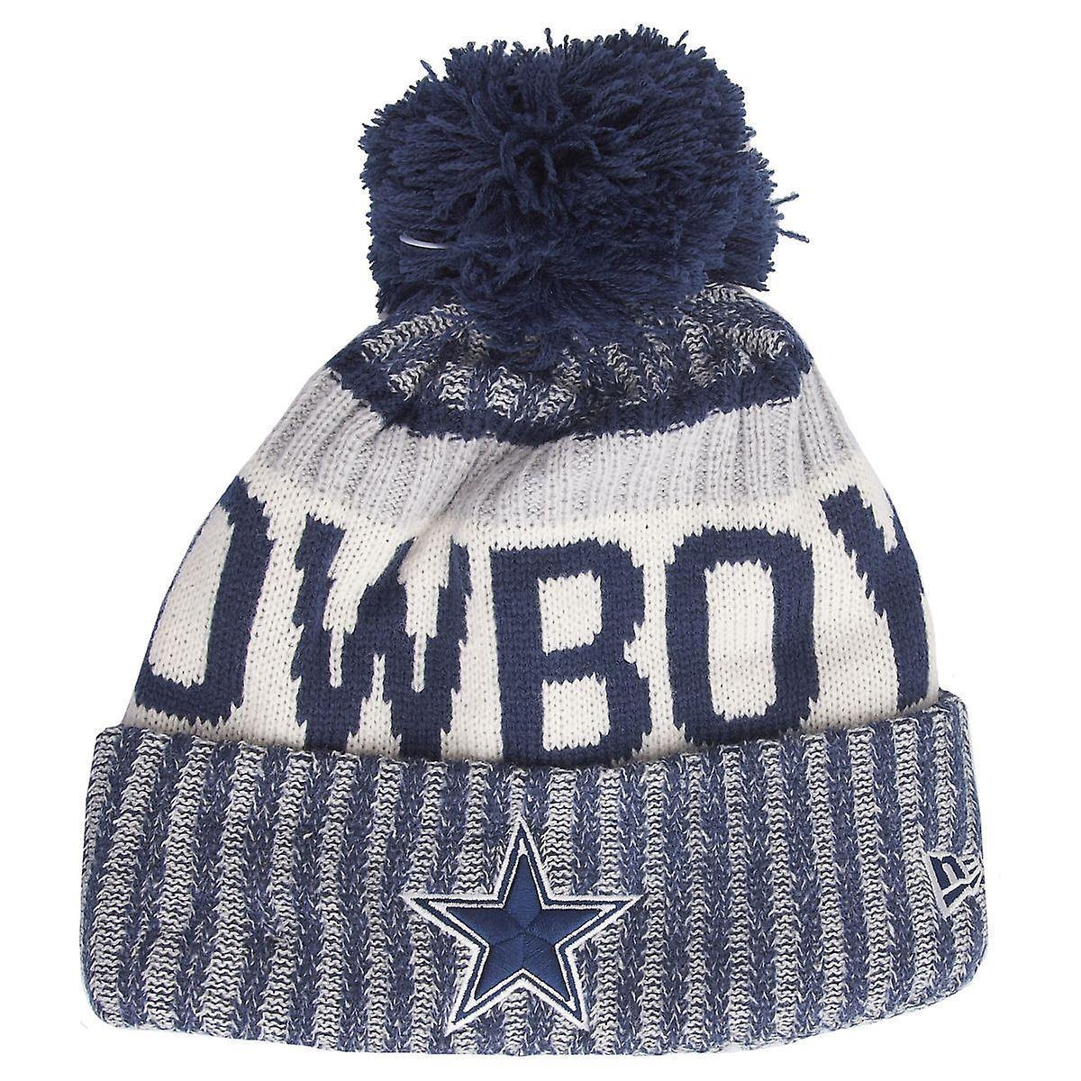 New Era - NFL knit / tuque Cowboys.