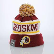 New Era Tuque - knit NFL Redskins.