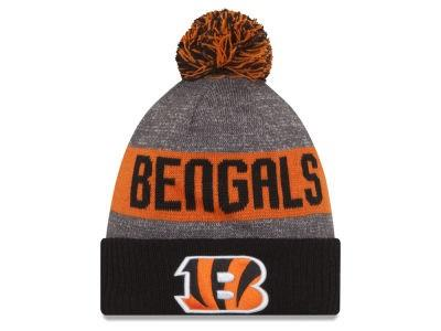 New Era Tuque - knit NFL Bengals.