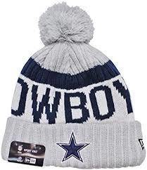 New Era Tuque - knit NFL Cowboys.