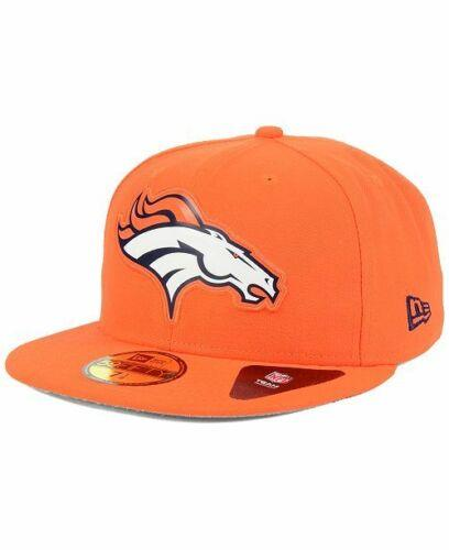 New Era Nfl 59Fifty Cap/Casquete Broncos.