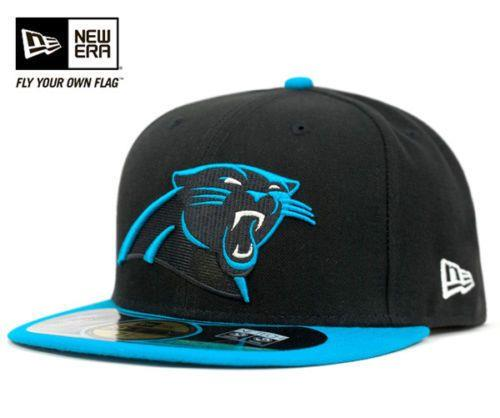 New Era Nfl 59 Fifty Casquette/Cap Panthers.