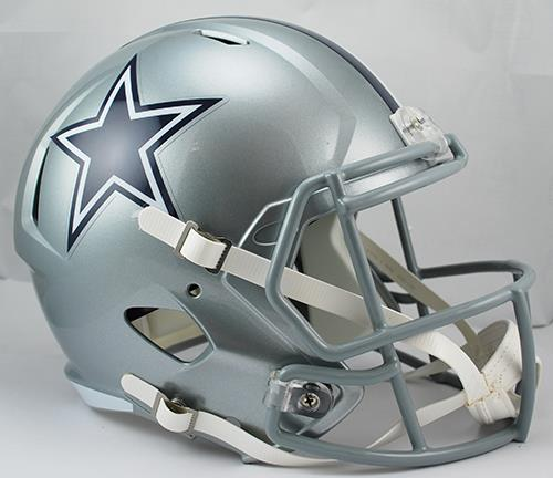 Sac Nfl Speed Replica Casque/Helmet Cowboys.