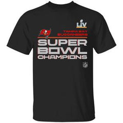 Fanatics Nfl Super Bowl Champion T-Shirt Buccaneers.