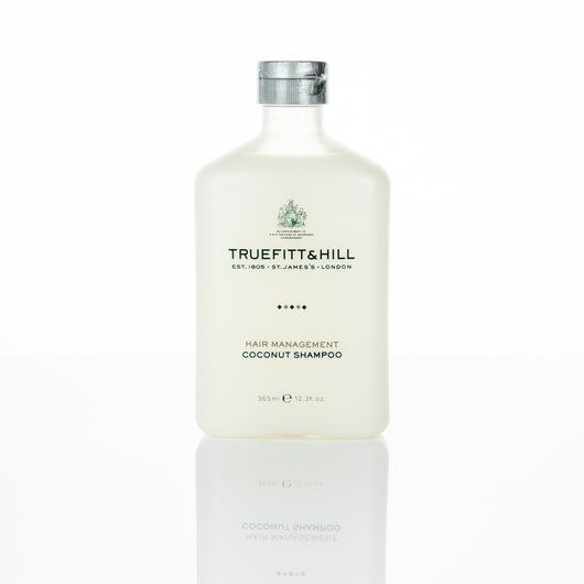 Truefitt & Hill Coconut Shampoo (365ml) - The Mandarin Cake Shop