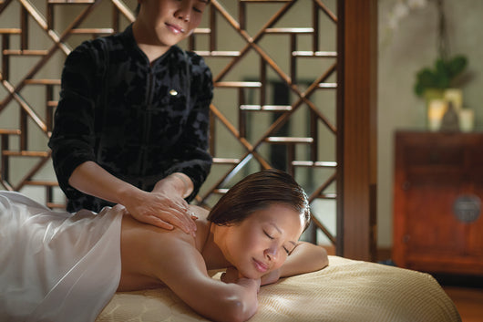 60-Minute Massage with Additional 30 Minutes Complimentary - The Mandarin Cake Shop