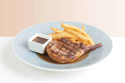Iberico Pork Chop 300g - The Mandarin Cake Shop