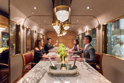 The Krug Room 10-Course Set Dinner for Eight People - The Mandarin Cake Shop