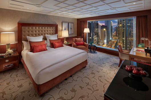City View Room - 50% Savings - Mandarin Oriental, Hong Kong