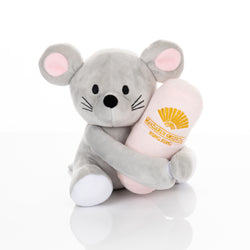 M.O. Plush Toy Rat - The Mandarin Cake Shop