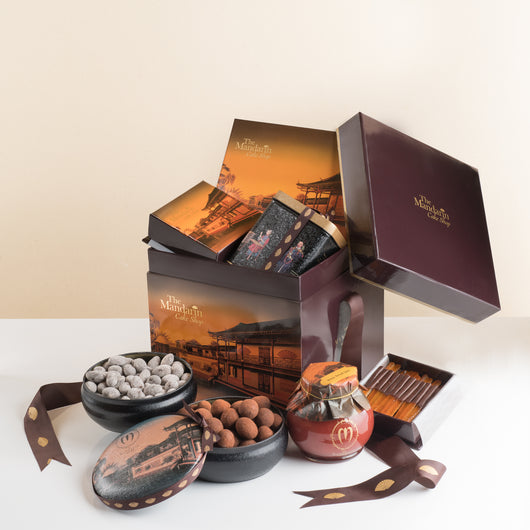 Mandarin Gift Box - The Mandarin Cake Shop