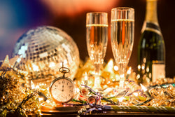 Festive Stay & Dine at Clipper Lounge - 31 December 2020 (New Year's Eve)