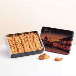 Baked Butterfly Cookies <br> 蝴蝶酥 - The Mandarin Cake Shop