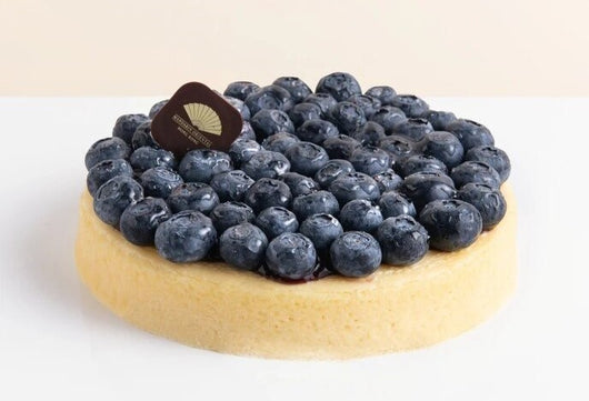 The 1963 Mandarin Cheesecake with Blueberries (1 lb) - 15% Savings