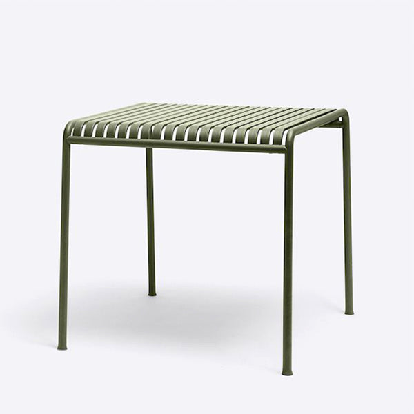 HAY Palissade Table - Olive Green