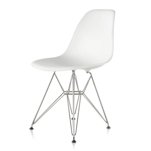 Eames® Molded Plastic Side Chair Wire Base