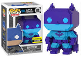 Batman (8-Bit, Blue & Purple) 01 - Entertainment Earth Exclusive