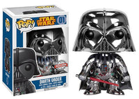 Darth Vader (Chrome) 01 - Special Edition Exclusive