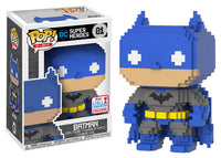Batman (8-Bit) 01 - 2017 Fall Convention Exclusive  [Damaged: 6/10]