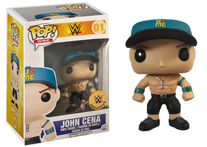 John Cena (Black Pants, WWE) 01 - WWE Exclusive  [Condition: 7/10]