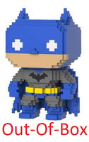 Out-Of-Box Batman (8-Bit) 01 - 2017 Fall Convention Exclusive