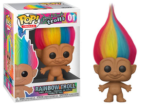 Rainbow Troll (Trolls) 01 [Damaged: 7.5/10]