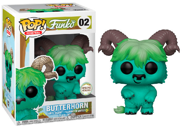 > Butterhorn (Spring, Monsters) 02 - Funko Shop Exclusive
