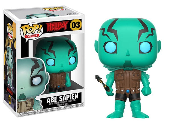 Abe Sapien (Hellboy) 03  [Damaged: 7.5/10]